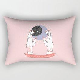 The Power of Girls Rectangular Pillow
