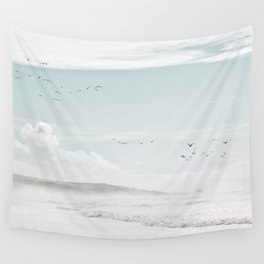 Dream Town Wall Tapestry