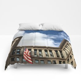 Downtown Los Angeles Comforters