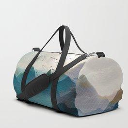 Mountain Sunrise II Duffle Bag