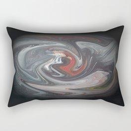 Abstract 132 Rectangular Pillow