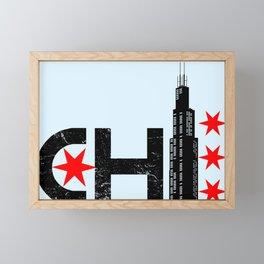 The Chi Framed Mini Art Print