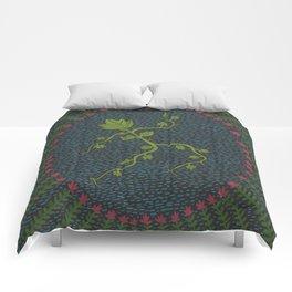 Cissos, Ivy Comforters