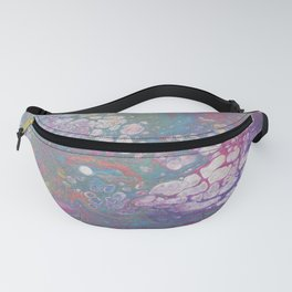 Cotton Candy Land Fanny Pack
