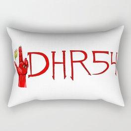 DHR54 twitch stream Rectangular Pillow