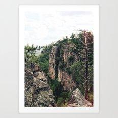 Mountain Air  Art Print