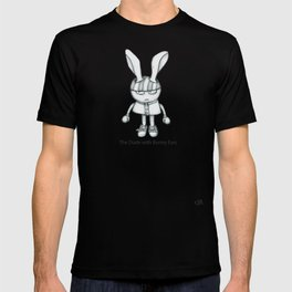 The Dude with Bunny Ears T-shirt
