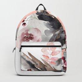 Visions Of Crystal Eyed Ravens Backpack