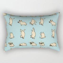 Best Handstand Tips Ever Rectangular Pillow