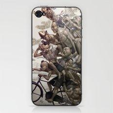 Ten Brothers iPhone & iPod Skin
