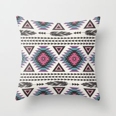 Tribal Spirit Throw Pillow