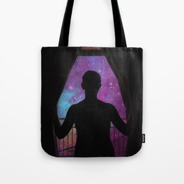 GLIMPSE OF THE UNIVERSE Tote Bag