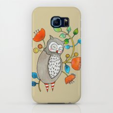eli the owl Slim Case Galaxy S6