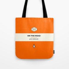 Penguin Book / On The Road - Jack Kerouac  Tote Bag