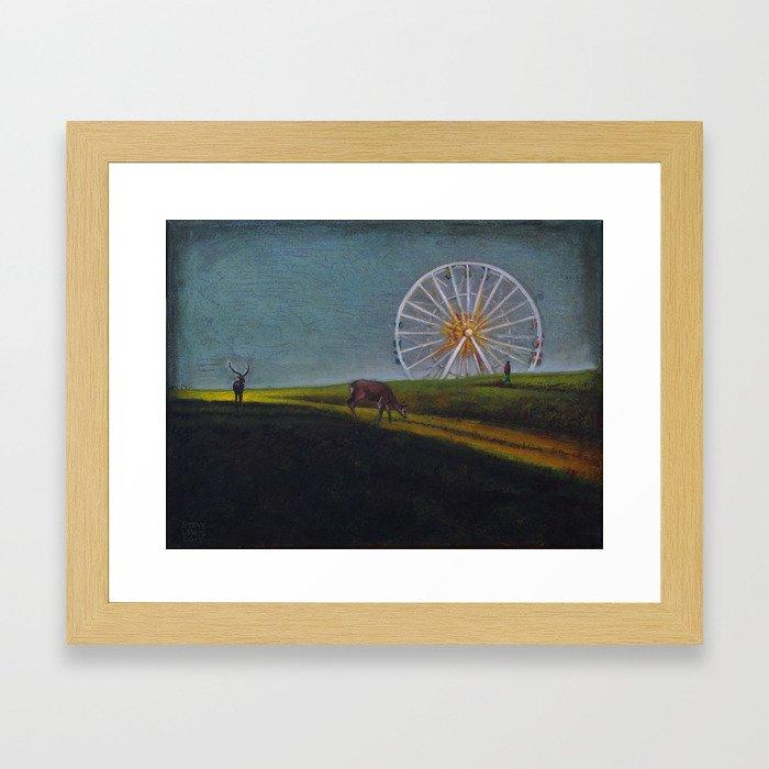 Most Amazing Site Framed Art Print