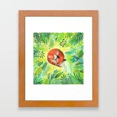 Nature's Heart Framed Art Print