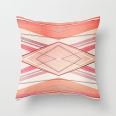 Money Pattern Respect Throw Pillow