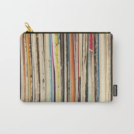 Record Collection Carry-All Pouch