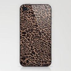 Leopard iPhone & iPod Skin