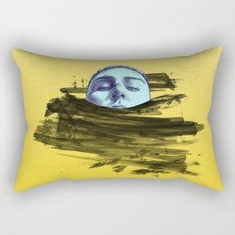 Undone Rectangular Pillow