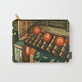 Ramen in the Alley Carry-All Pouch