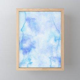 Ocean Blues Framed Mini Art Print