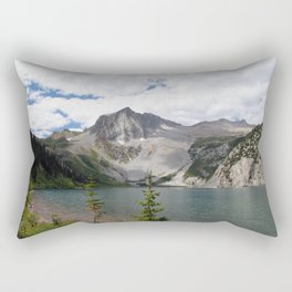 Snowmass Mountain, Colorado Rectangular Pillow