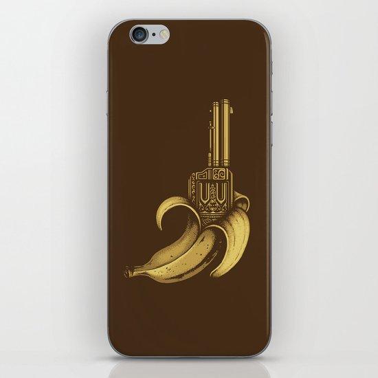 Banana Gun iPhone & iPod Skin
