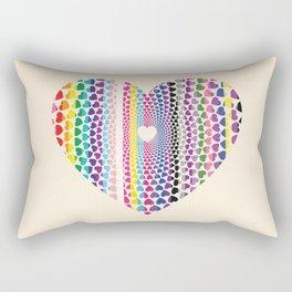 LGBTQ2 Love Rectangular Pillow