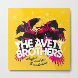 the avett brothers album 2020 ansel2 Metal Print