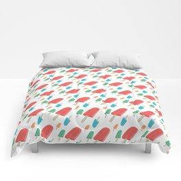 Paletas Pattern Comforters