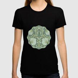 William Morris, Art nouveau pattern, beautiful art work, fabric pattern, belle époque,victorian,flor T-shirt