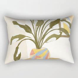 The Plant Room Rectangular Pillow