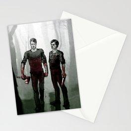Manhunters Stationery Cards