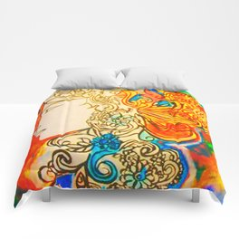 Etched in Lace              #society6  #decor #buyart Comforters