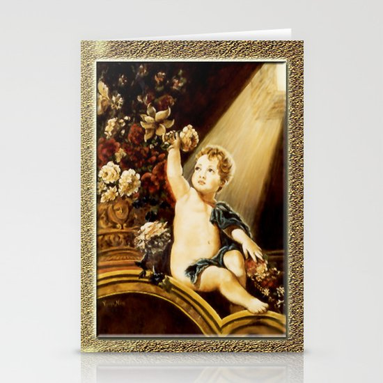 Putto Stationery Cards