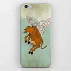 Las vacas voladoras - El día que iPhone & iPod Skin