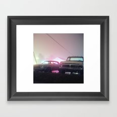 Ellicott City, MD Framed Art Print