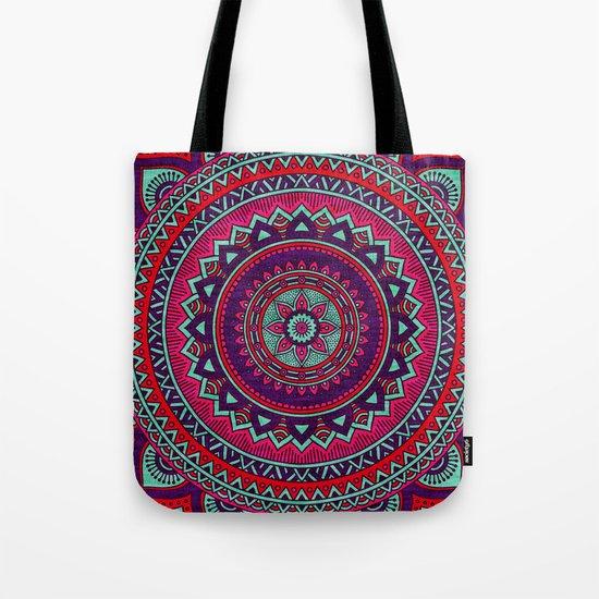 Hippie mandala 26 Tote Bag