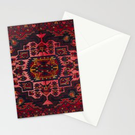 red persian carpet Stationery Cards