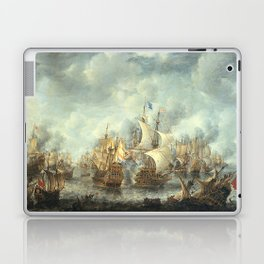 Battle of Scheveningen Laptop & iPad Skin