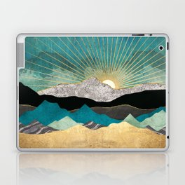 Peacock Vista Laptop & iPad Skin