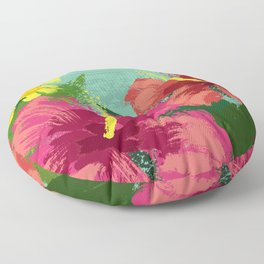 Tropic Delight Floor Pillow
