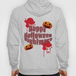 Happy Halloween Nightmare  Hoody