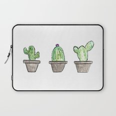 3 types of cactus Laptop Sleeve