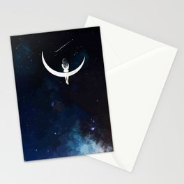Moongirl Stationery Cards