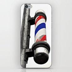 Haircuts here iPhone & iPod Skin