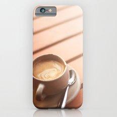 Coffee iPhone 6s Slim Case