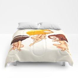 Hostess Cake Girls Comforters