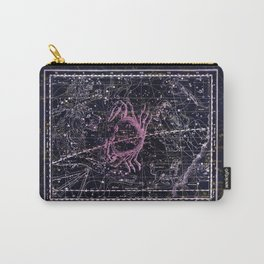 Cancer | Constellation map | Zodiac | Sign sky | Stars | Universe Carry-All Pouch